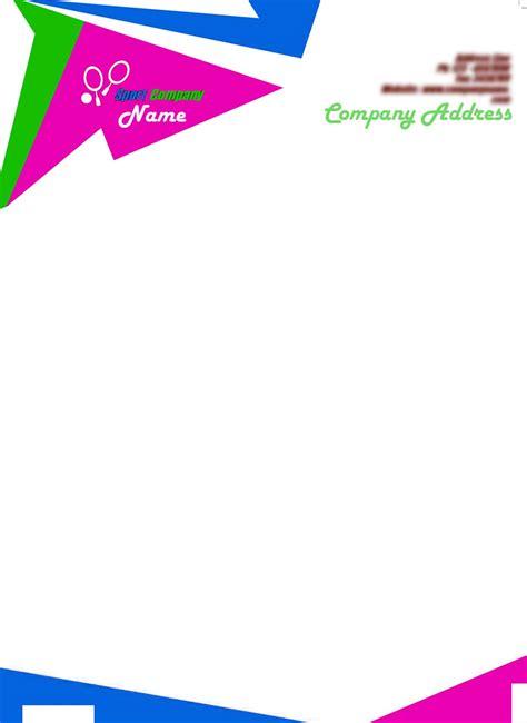 business letterhead template pdf company letterhead templates pdf ninareads