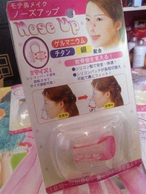 alat terapi pemancung lancip hidung permanen nose up gea care
