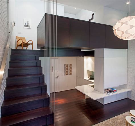 loft apartments in manhatttan new construction manhattan a tiny manhattan micro loft apartment transformed into a