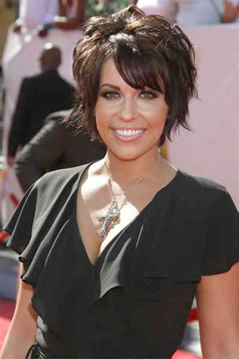 15 layered haircuts with bangs 2014