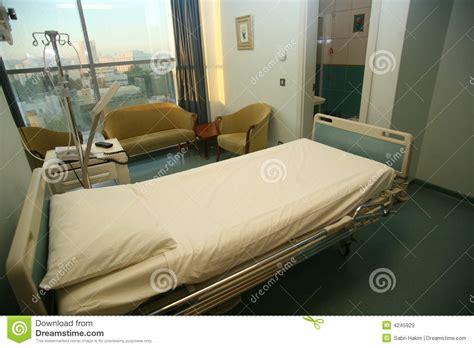letto da ospedale da letto letto di ospedale immagine stock