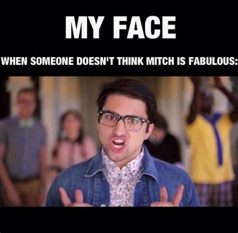 Mitch Meme - 1000 images about mitch grassi on pinterest mtv l wren