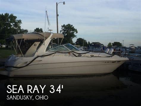 jet boat for sale sandusky ohio for sale used 2000 sea ray 340 sundancer in sandusky ohio