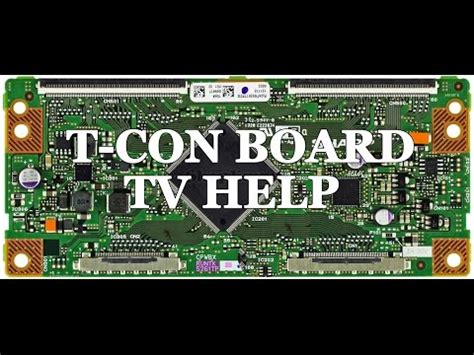 samsung t con board symptoms how to repair t con circuit on sony lcd tv kdl 40sl140 solarization funnydog tv