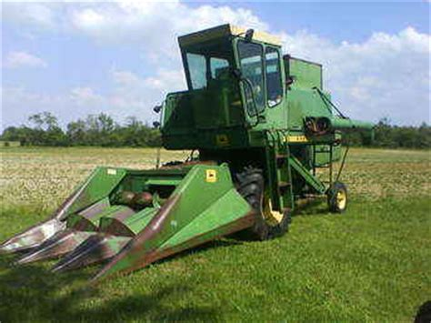 Used Farm Tractors For Sale John Deere 3300 Combine 2009