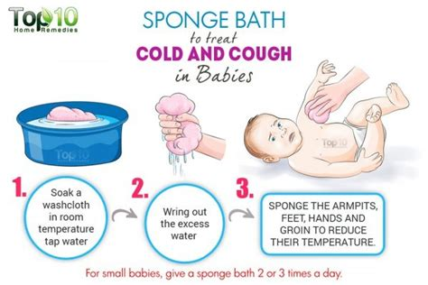 Is A Cold Shower For A Fever by Home Remedies For Colds And Coughs In Babies Top 10 Home Remedies