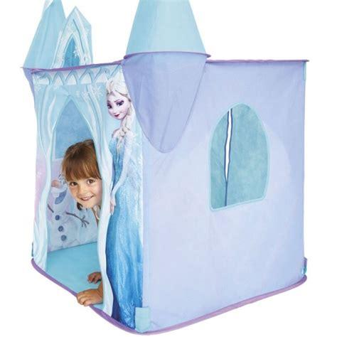 Tenda Frozen Bentuk Rumah Elsa Tenda Da Gioco Per Interni Frozen Pupazzi Da Legare