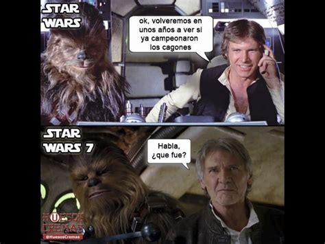 Memes De Star Wars - memes de star wars imagenes chistosas
