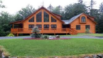 Wide Cabin by Log Sided Wides Wide Log Cabin Homes Home