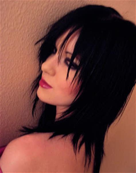 emo hairstyles black hair california passion trendy style emo hairstyles for emo girls