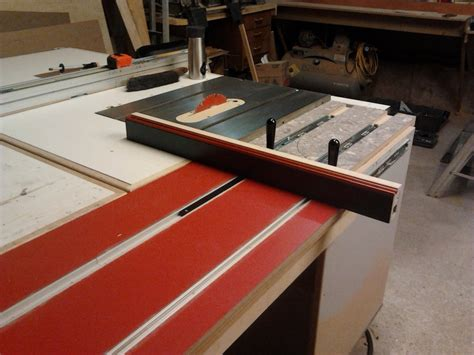 table saw sliding table attachment topic sliding table saw attachment plans
