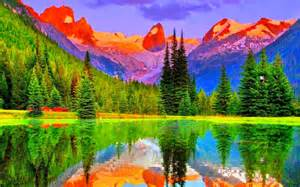 colorful mountains colorful mountains hd wallpapers hd wallpapers