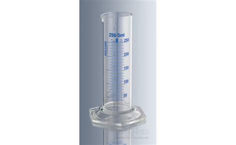 Iwaki Measuring Cylinder 2000 Ml graduated cylinders 2000 20 ml class b shape