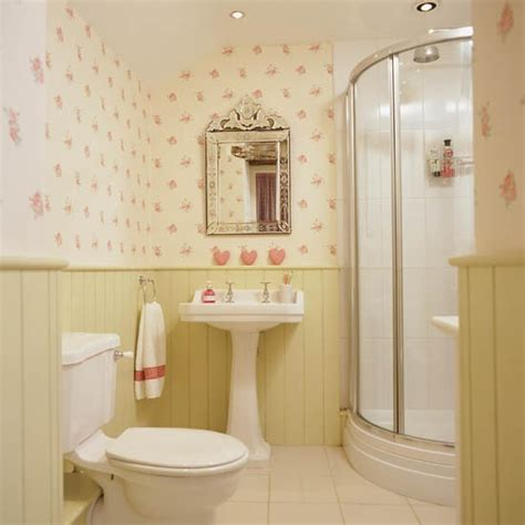 Tongue And Groove Bathroom Ideas Printed Wallpaper With Tongue And Groove Panelling Bathroom Wallpaper 10 Ideas Housetohome