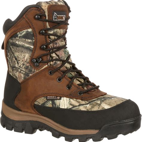 rockies boots for rocky waterproof insulated outdoor boot style 4755