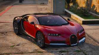 Bugatti On Gta 5 Bugatti Chiron 2017 V1 2 For Gta 5 187 Zagruzka Mods