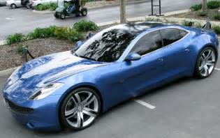 Electric Car Karma File Fisker Karma Jpg Wikimedia Commons