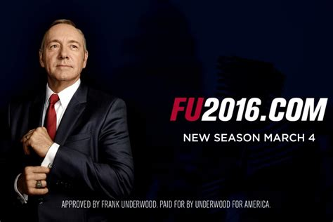 House Of Cards Season 4 Release Date Confirmed In Hilarious Satirical First Trailer