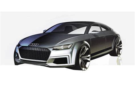 Audi Tt 2020 4 Door by Audi News Audi Tt Sportback Concept Previewed