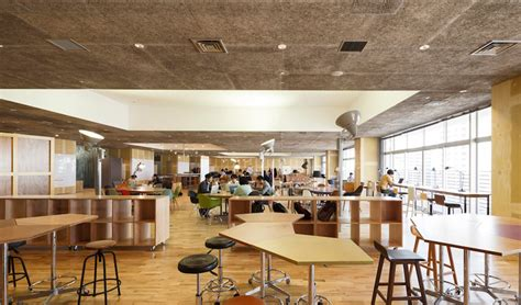 designboom naruse naruse inokuma architects creates open work space with