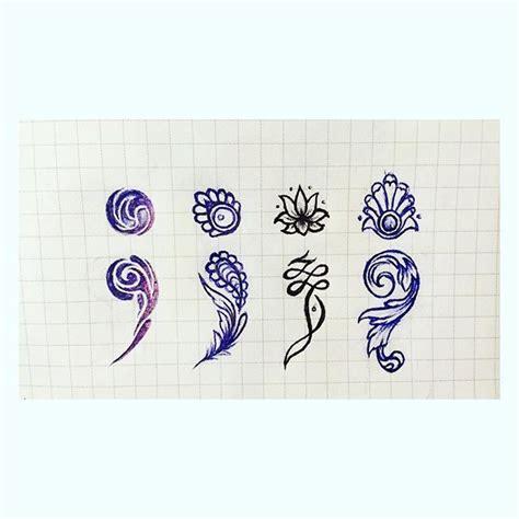 semicolon tattoo hashtags 1000 images about tattoos 191 on pinterest henna
