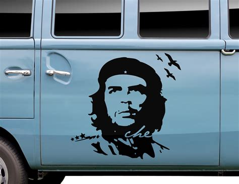 Aufkleber Che by Autoaufkleber Che