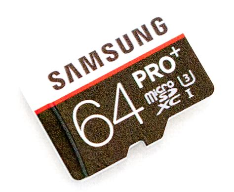 Micro Sd Pro samsung pro plus microsd memory card review storagereview storage reviews