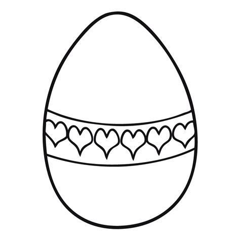 mandala huevo pascua corazones dibujo colorear imprimir el bagul dels jocs en castellano