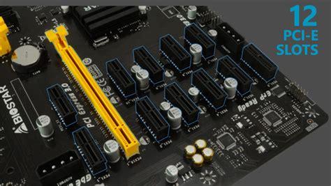 Biostar Tb 250 Btc Pro Bonus Riser Card 12pc 1 biostar announces tb250 btc pro mining motherboard with 12 pcie slots eteknix