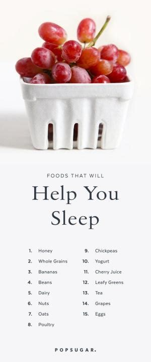 8 Snacks That Help You Sleep Better by 20 Foods To Help You Sleep Better Cereal Chocolate