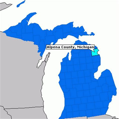 Alpena County Court Records Alpena County Michigan County Information Epodunk