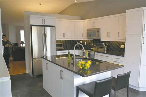 kitchen design winnipeg renovations all the modern touches winnipeg free press