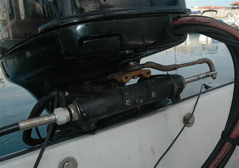 boat steering cable nut size more info and help needed on steering cable luber free
