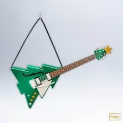 2012 rockin around the christmas tree guitar magic hallmark