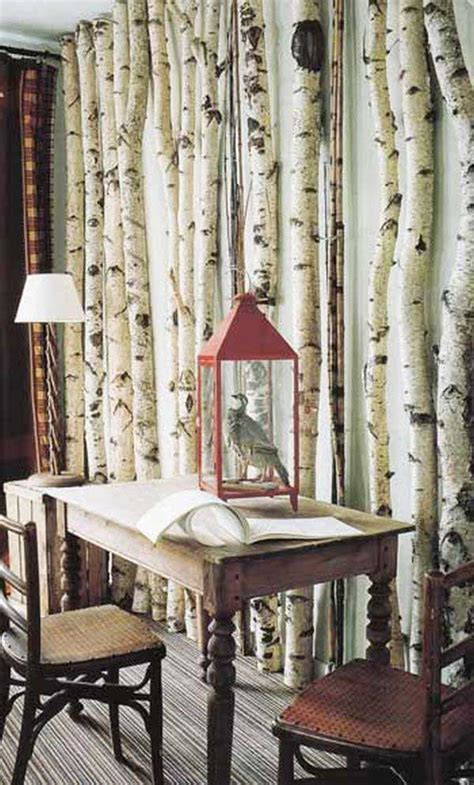 birch home decor creative ways to decorate with branches rustic crafts