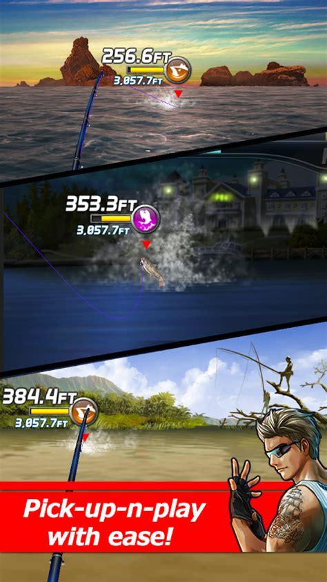 mod game ace fishing لعبة صيد الأسماك الرائعة للاندرويد ace fishing wild catch