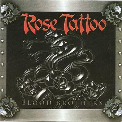 rose tattoo blood brothers cd album reissue discogs
