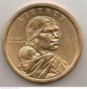 sacagawea dollar 2010 d hiawatha belt dollar sacagawea