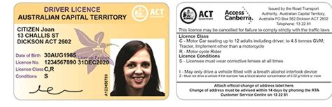Car Licence Types Qld by Driver Licences In Australia