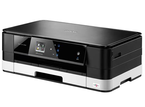 format audio dcp brother dcp j4110dw imprimante jet d encre wifi couleur