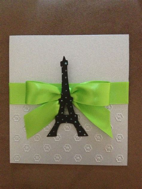 Gmail Themes Paris   paris theme invitation paris invitation apple green