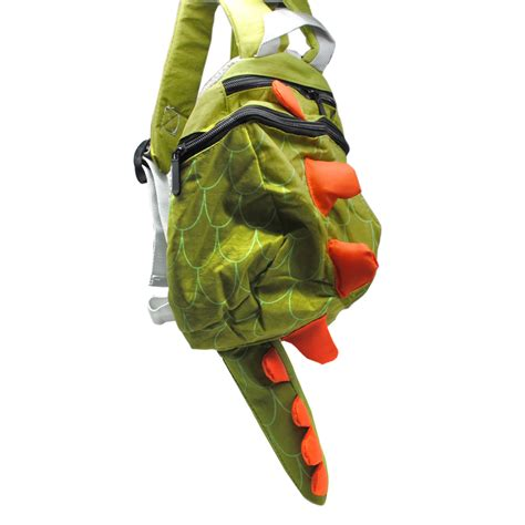 Tas Karakter Anak Tas Anak Tas Sekolah Tas Pria 14 Tos 55 tas sekolah anak karakter dinosaurus green