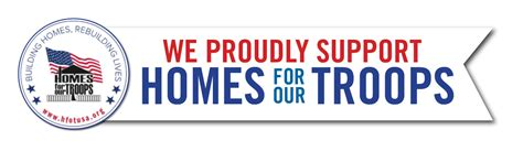 homes for our troops stud building products