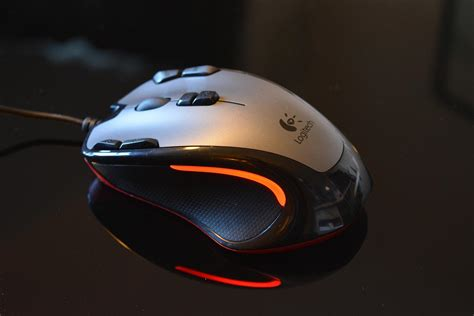 Mouse Gaming Logitech G300 logitech g300 optical gaming mouse review for pc