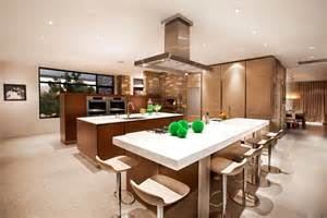 Opening Kitchen To Dining Room Open Plan Kitchen Dining Room Designs Ideas Alliancemv Com