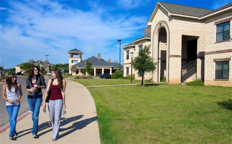Permian Basin Mba Tuition by Utpb Student Housing