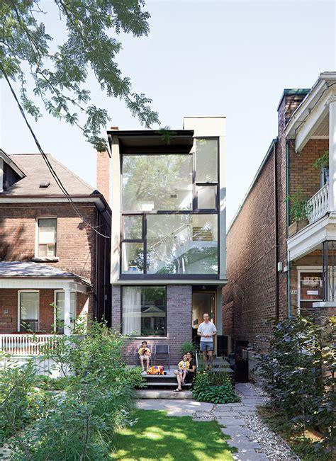 3 lindas casas estreitas e inspiradoras limaonagua