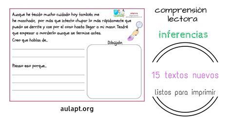 ejemplos de preguntas inferenciales para primaria el maravilloso mundo de audici 211 n y lenguaje inferencias
