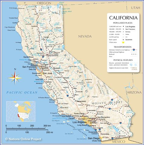 map california usa map of california letters maps