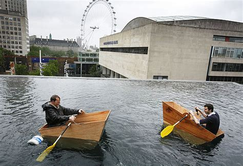 boat building exhibition in pictures psycho buildings at the hayward gallery